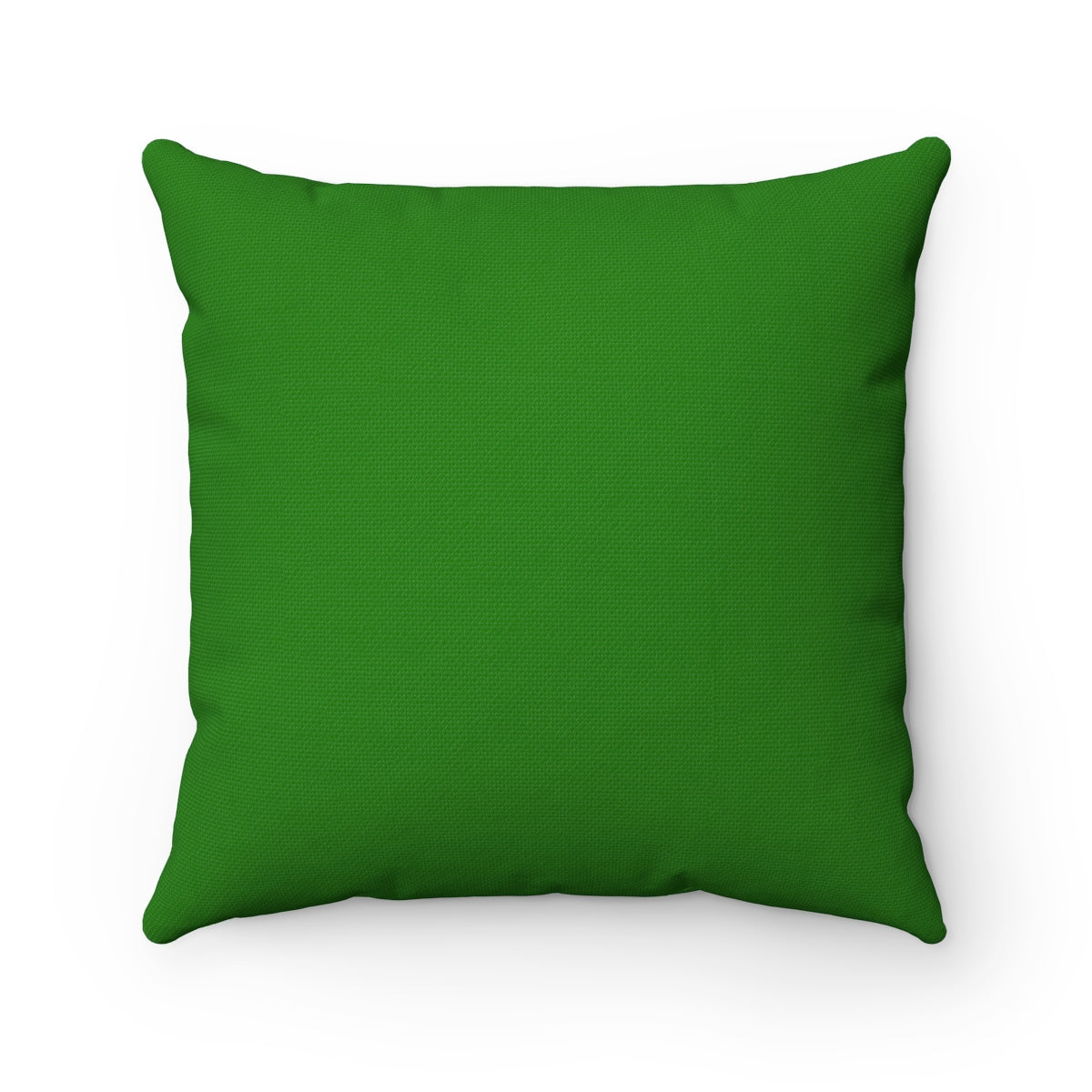 Tent Life Pillow: Bright Green