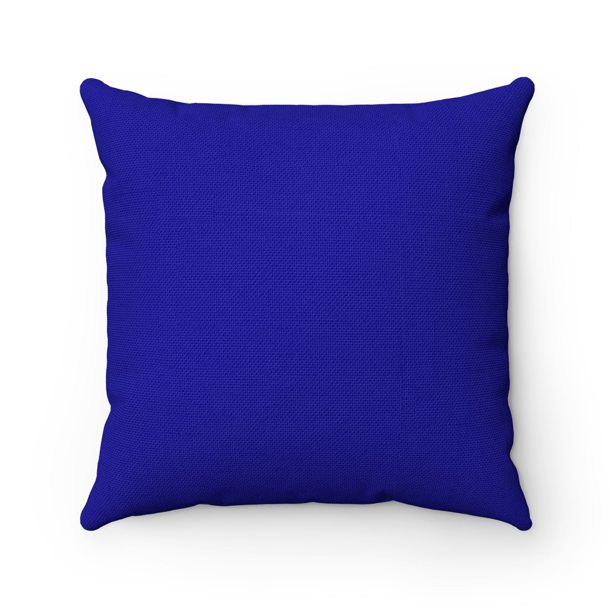 Tent Life Pillow: Blue