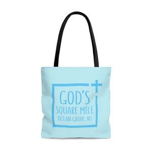 God's Square Mile Tote: Summer Breeze