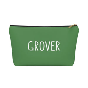 Grover Accessory Bag: Green