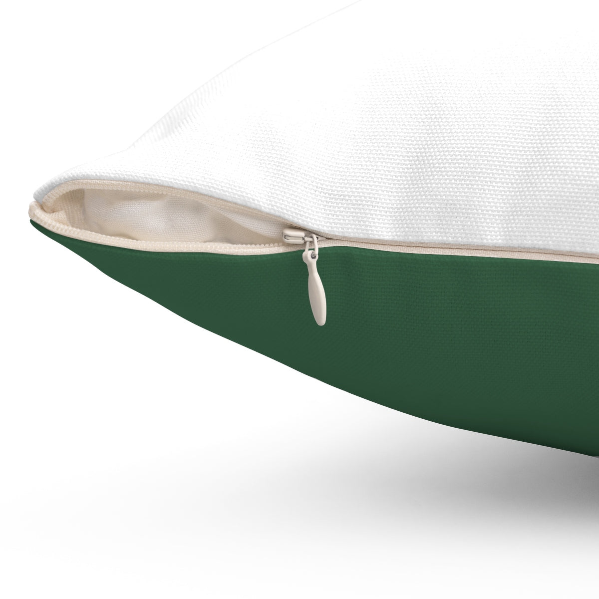 Tent Life Awning Pillow: Faded Green
