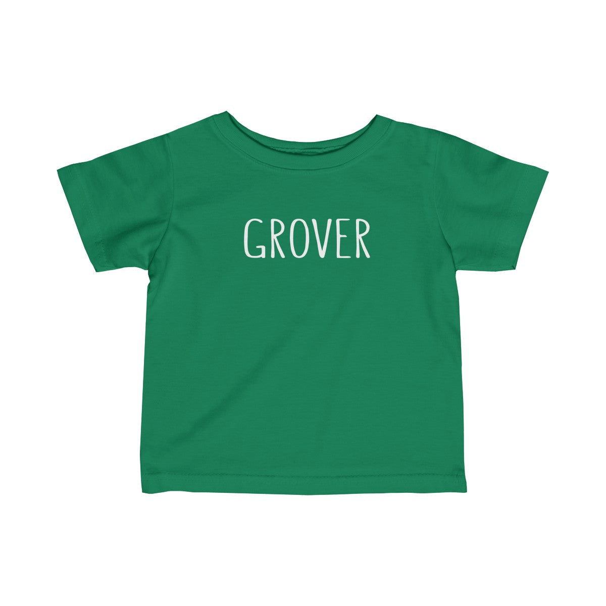 Grover Infant Tshirt: Multiple Colors