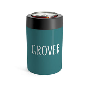 Grover Can Holder: Teal
