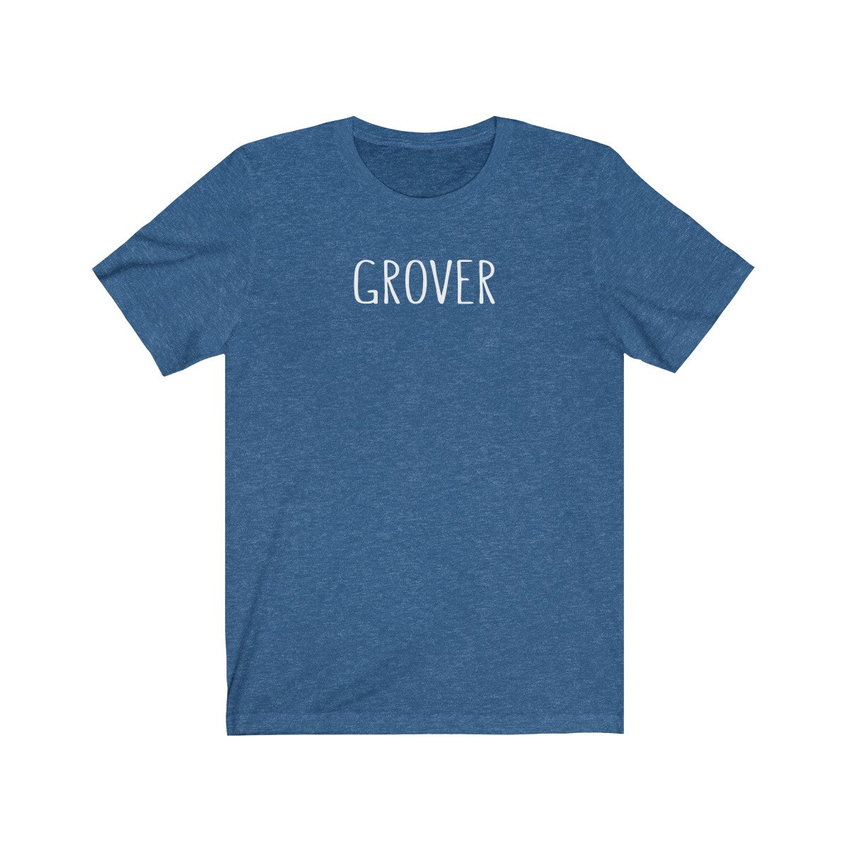 Grover Short Sleeve Tee: Multiple Colors