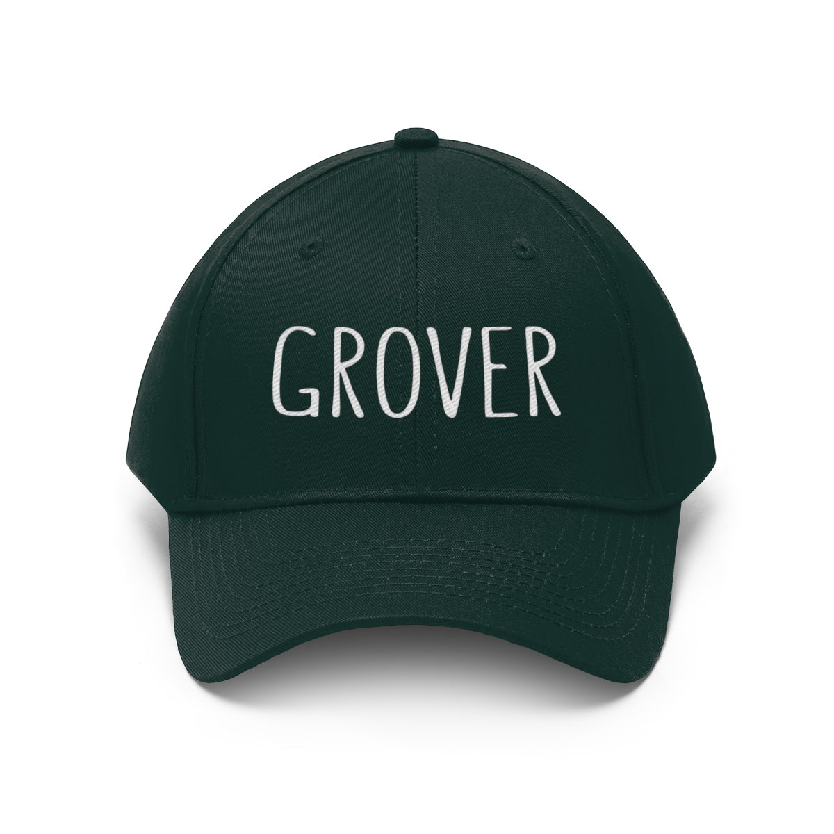 Grover Twill Hat