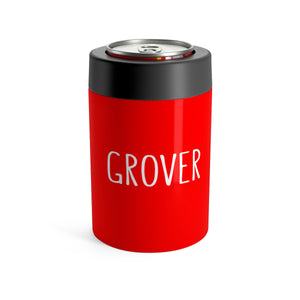 Grover Can Holder: Red