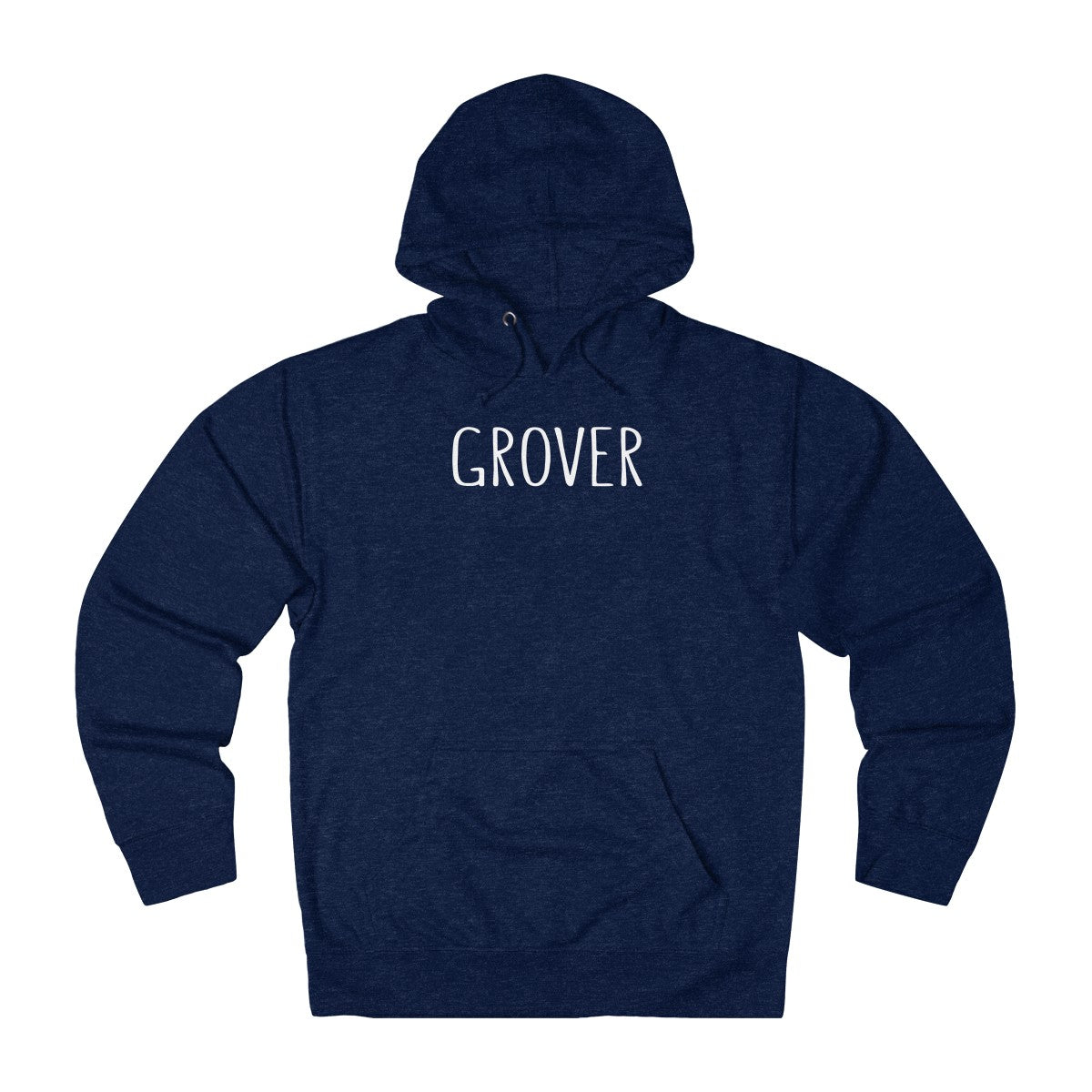 Grover Hoodie Pullover: Multiple Colors