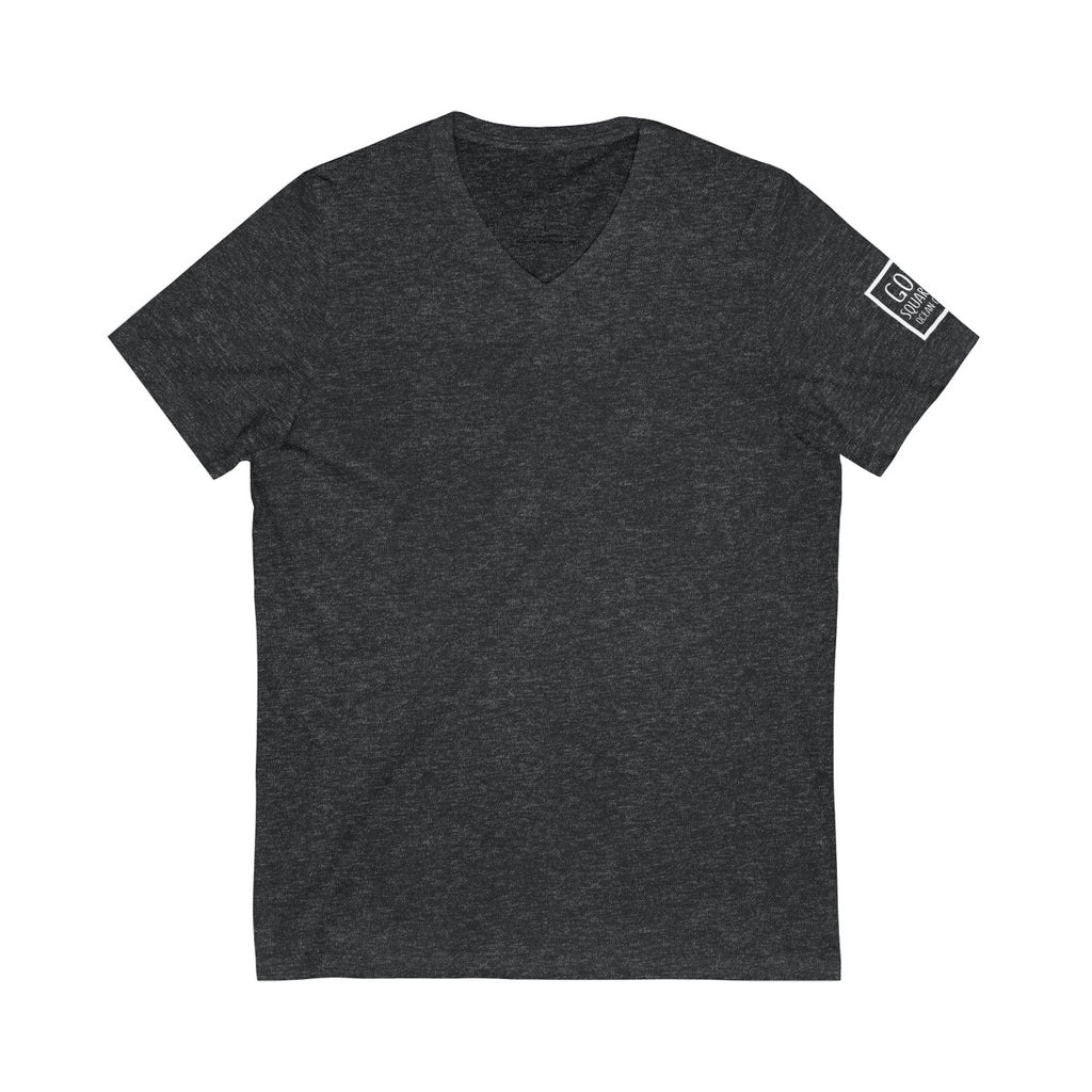 Grover Short Sleeve V-Neck Tshirt