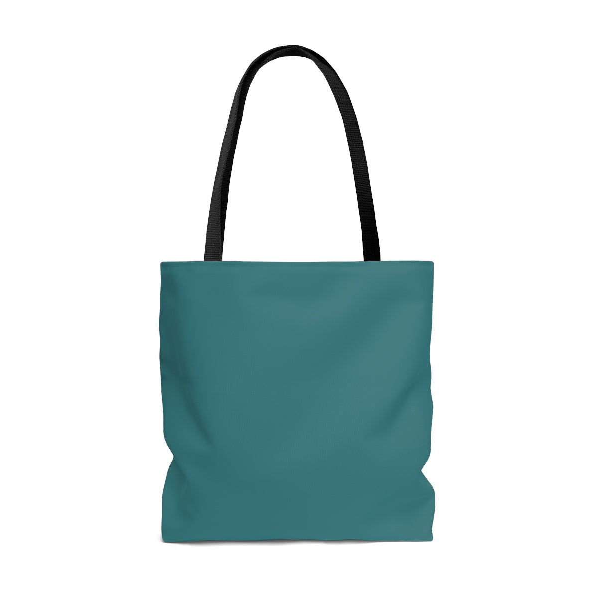 God's Square Mile Tote: Teal