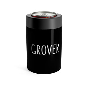 Grover Can Holder: Black