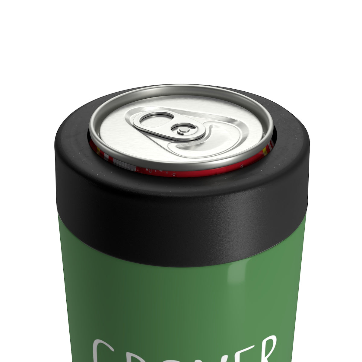 Grover Can Holder: Green