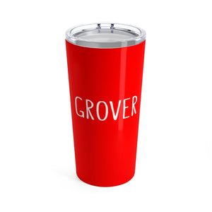 Grover Tumbler: Red