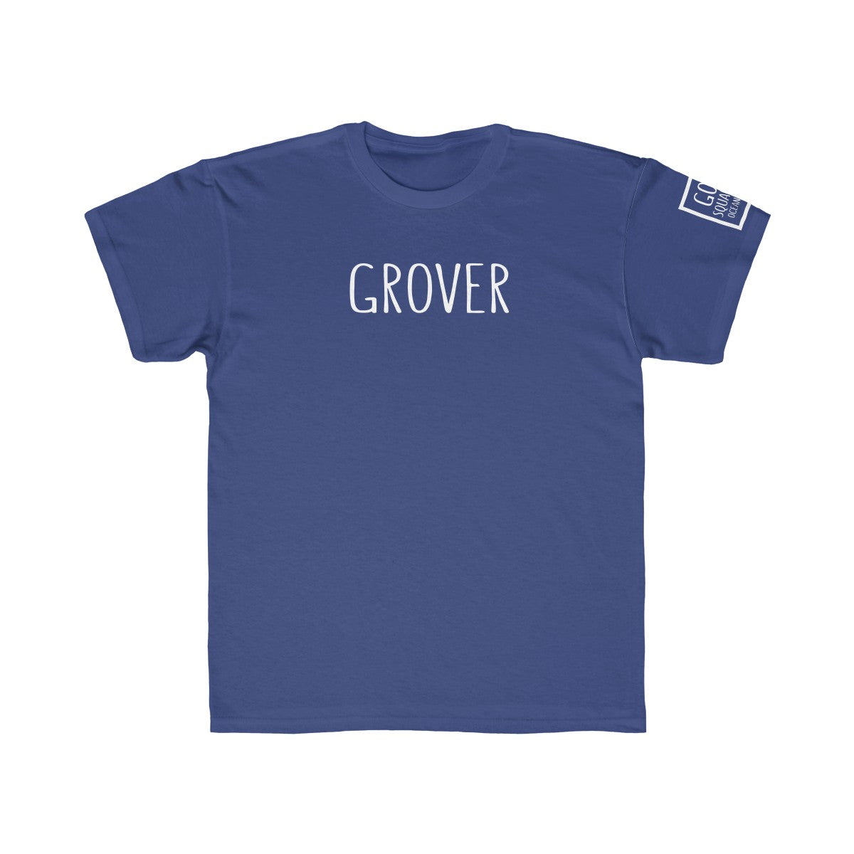 Grover Kids T-shirt: Multiple Colors