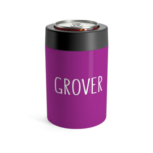 Grover Can Holder: Purple