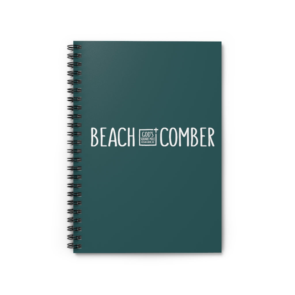 BeachComber Official Notebook
