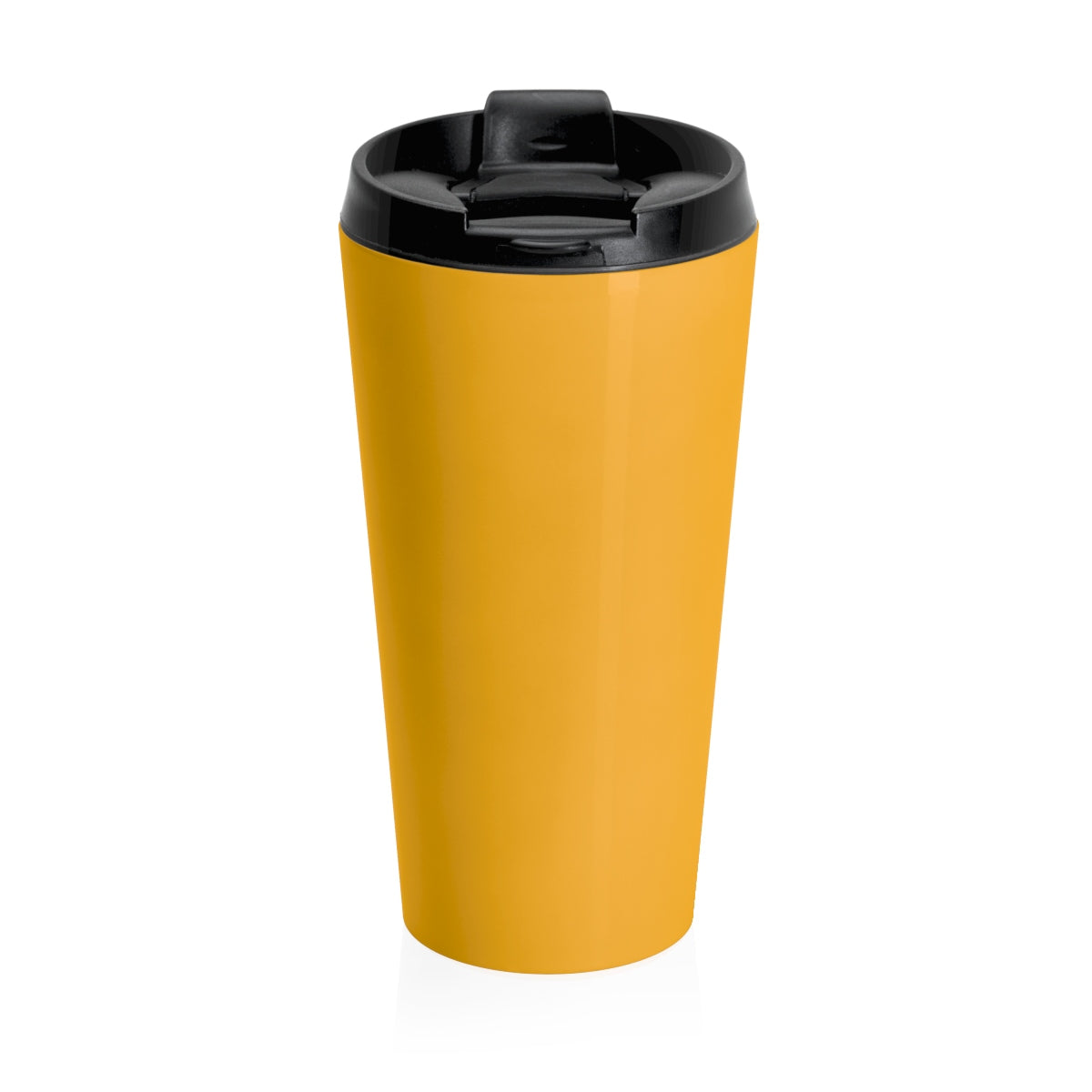 Grover Stainless Steel Travel Mug: Citrus