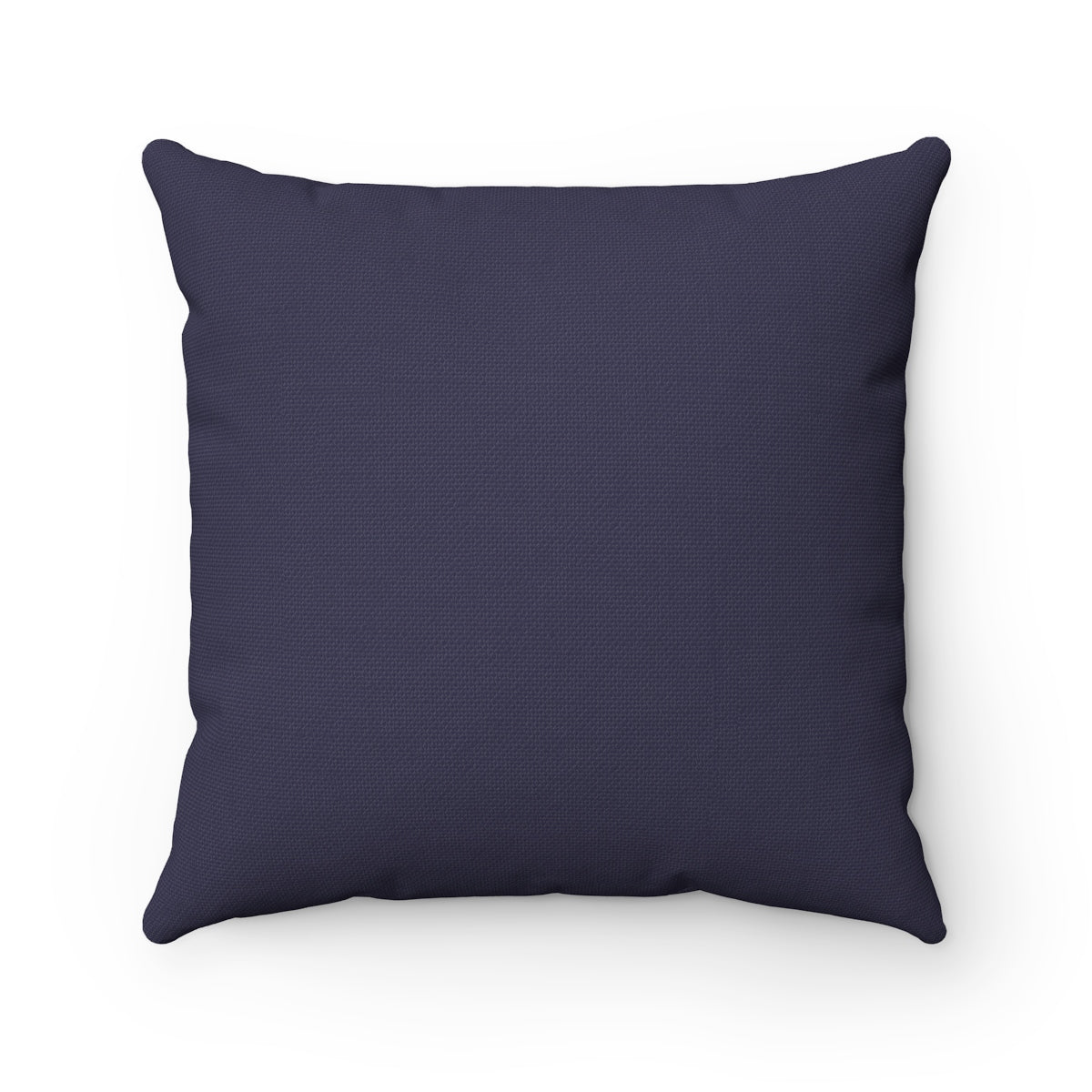 Tent Life Pillow: Dark Blue