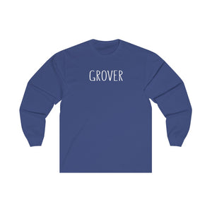 Grover Long Sleeve Shirt: Multiple Colors