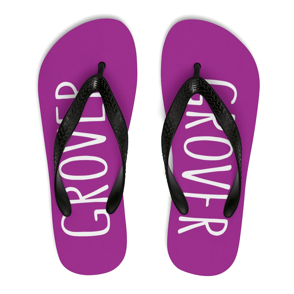 Grover Flip-Flops: Purple