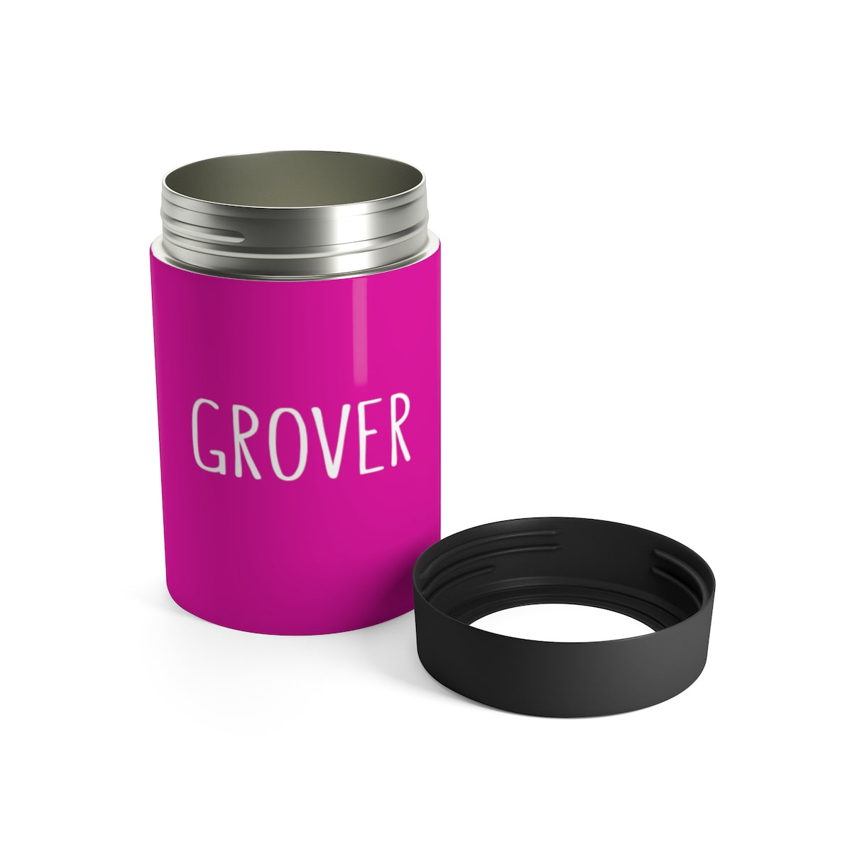 Grover Can Holder: Pink