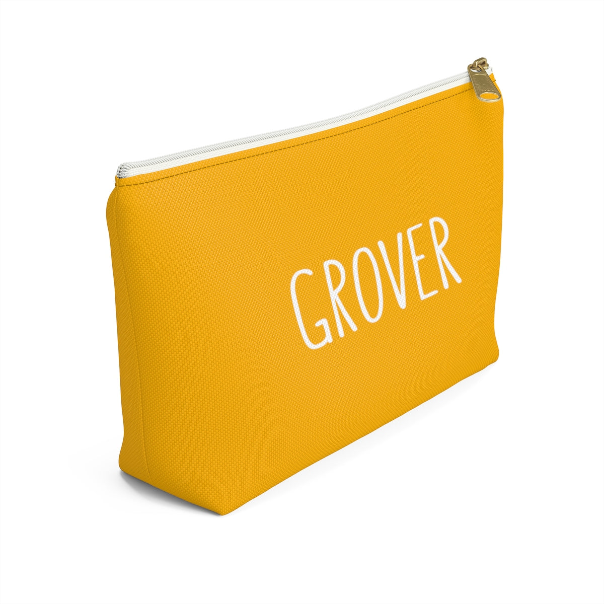 Grover Accessory Bag: Citrus