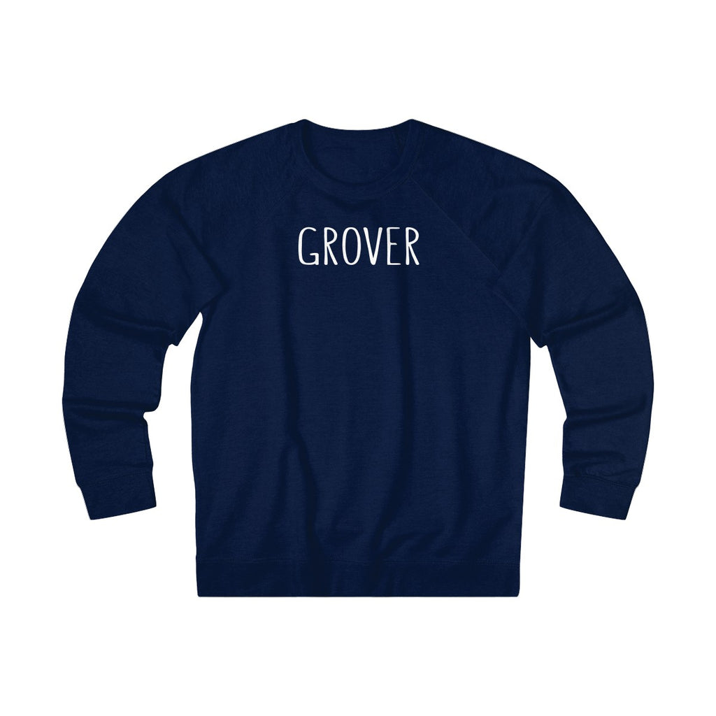 Grover Sweatshirt: Multiple Colors