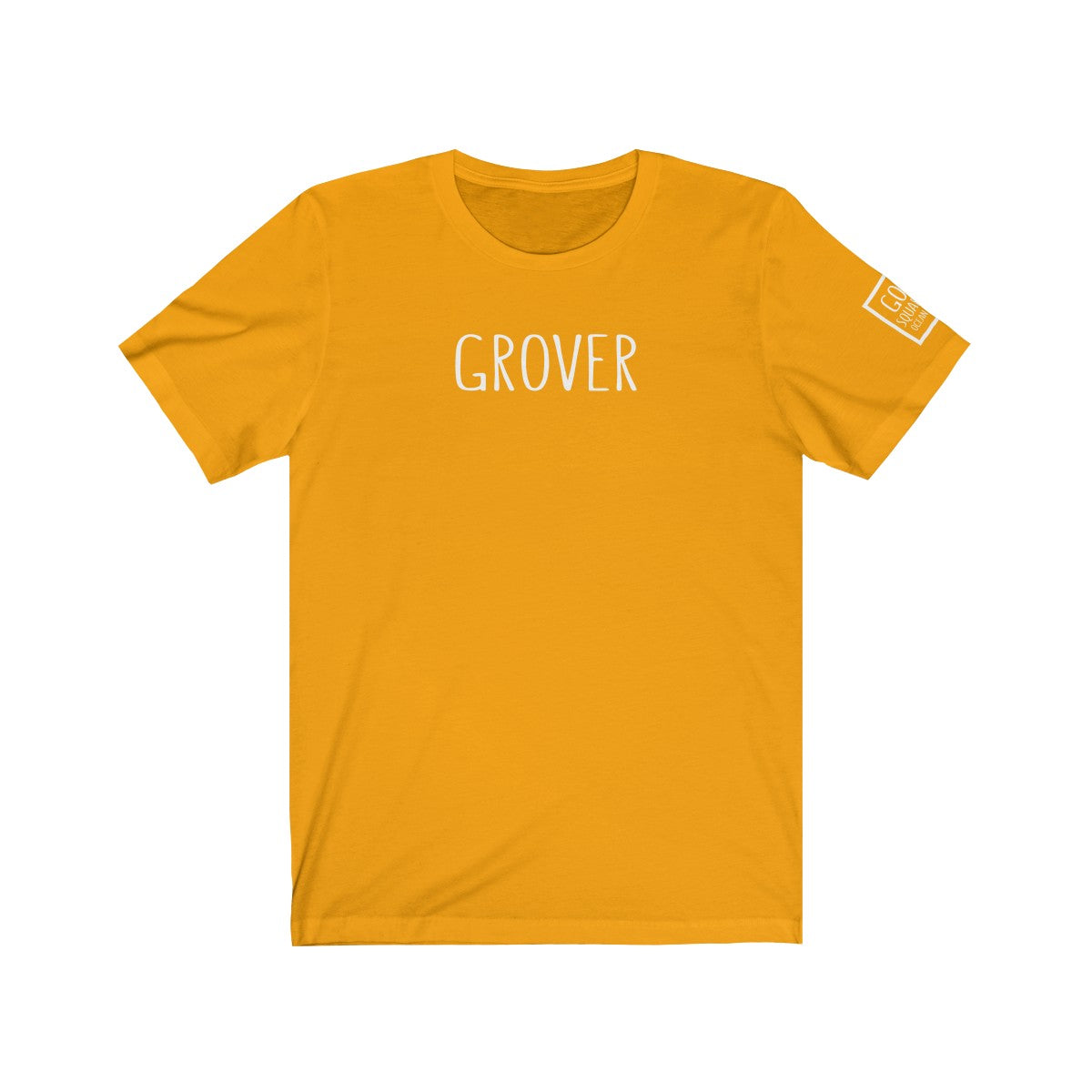 Grover Short Sleeve Insignia TShirt: Multiple Colors