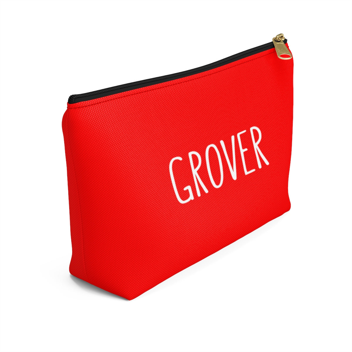 Grover Accessory Bag: Red