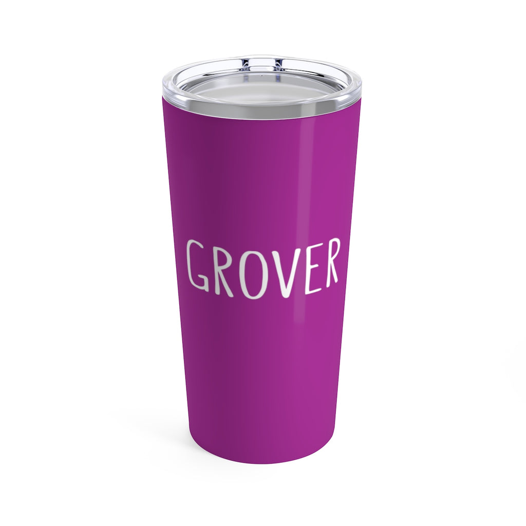 Grover Tumbler: Purple