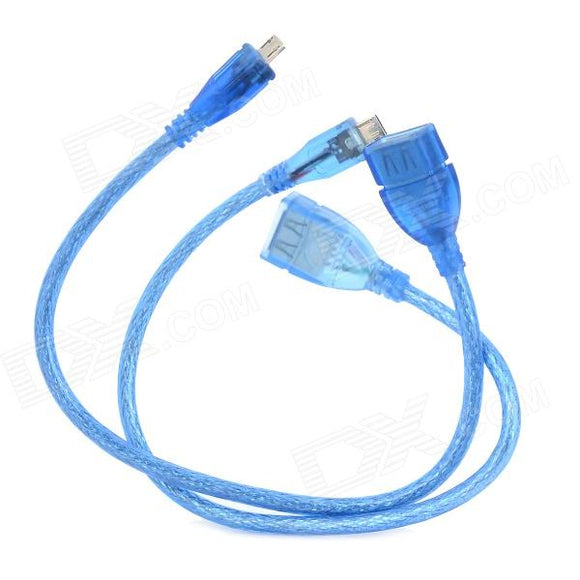 Cable OTG Arduino Tablet Micro USB