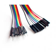 Cables Conectores Dupont X 10 (20cm) M-M M-H H-H Arduino Protoboard - Arca Electrónica