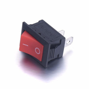 Switch Interruptor 250v 6a - Arca Electrónica