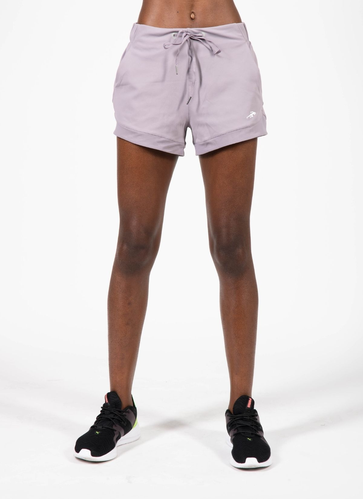 Ace Purple Shorts