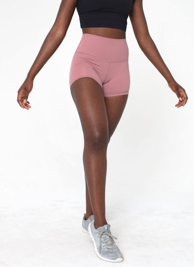 Active Pink Shorts - Athlete Body