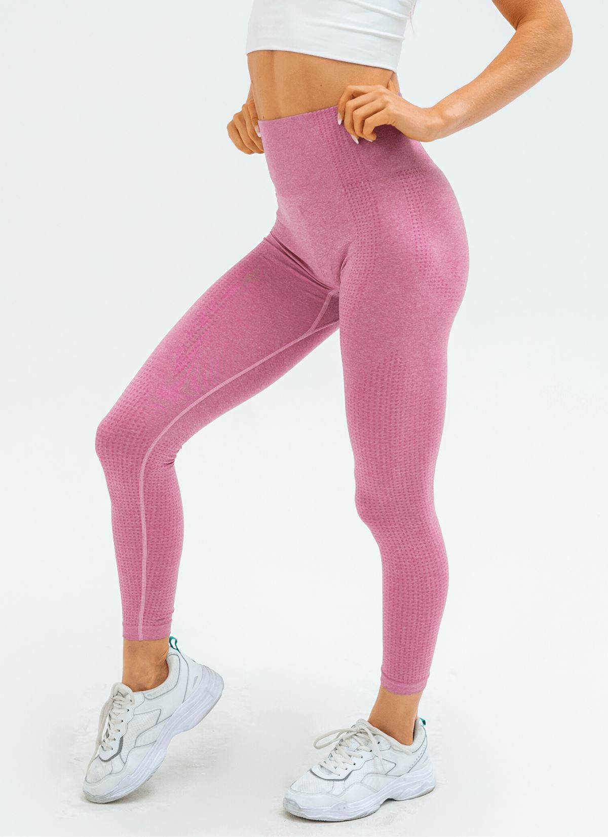 Air Seamless Pink Leggings