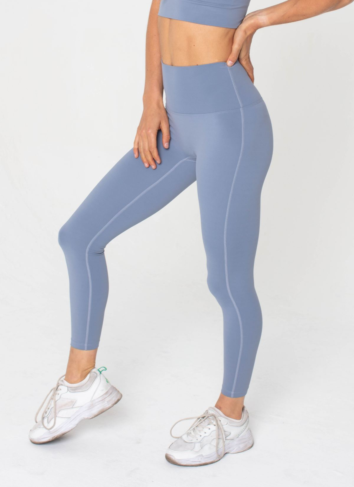 Ascend Baby Blue Leggings