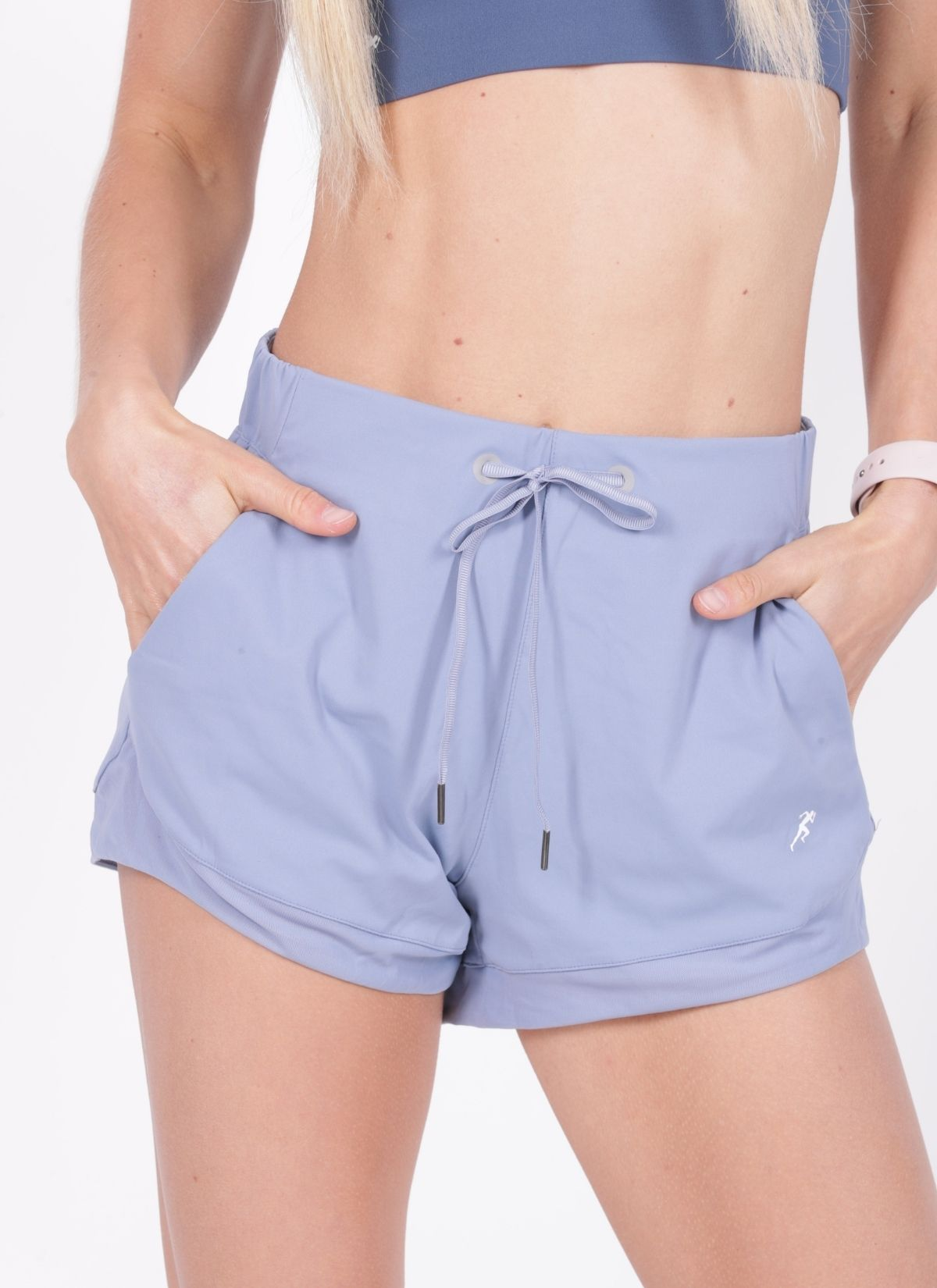 Ace Blue Shorts