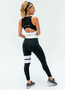Spark Black Tracksuit - Athlete Body