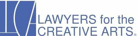 Lawyers for the Creative Arts a great resource