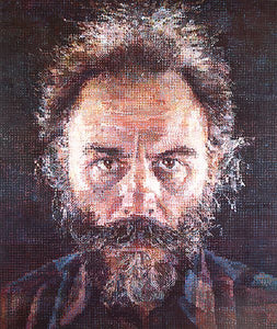 Imagist Artist Chuck Close
