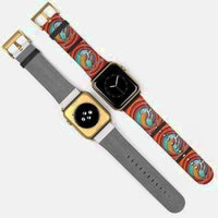 Apple Watch Band 1 2 3 4 and 5 devices (Artist Roger Moy) - Accessories