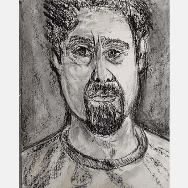 Artist | Graphite on Paper | Size: 14X11 | No Frame