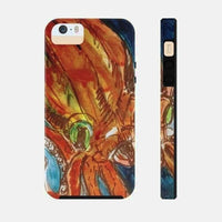 Case Mate Tough Phone Cases (Artistic Case by Samuel Gillis) - iPhone 5/5s/5se Tough - Phone Case