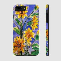 Case Mate Tough Phone Cases (Artistic Phone Case by Samuel Gillis) - iPhone 7 Plus iPhone 8 Plus Tough - Phone Case