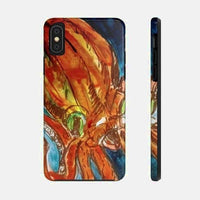 Case Mate Tough Phone Cases (Artistic Case by Samuel Gillis) - iPhone X Tough - Phone Case
