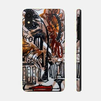 Case Mate Tough Phone Cases (Artistic Phone Case by Samuel Gillis) - iPhone XR - Phone Case