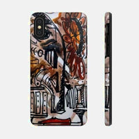 Case Mate Tough Phone Cases (Artistic Phone Case by Samuel Gillis) - iPhone XS - Phone Case