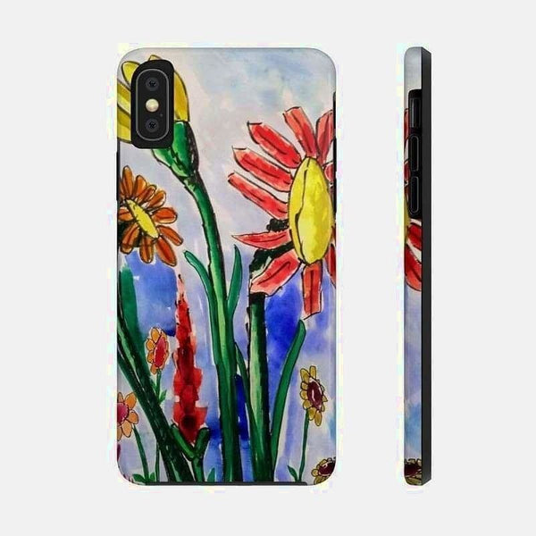 Case Mate Tough Phone Cases (Artistic Case by Samuel Gillis) - iPhone XS - Phone Case