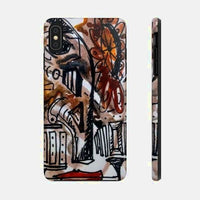 Case Mate Tough Phone Cases (Artistic Phone Case by Samuel Gillis) - iPhone XS MAX - Phone Case