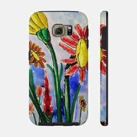 Case Mate Tough Phone Cases (Artistic Case by Samuel Gillis) - Samsung Galaxy S6 Tough - Phone Case